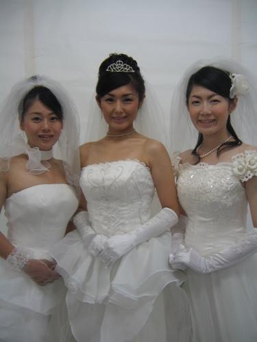 三人の花嫁