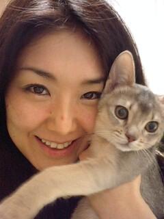 青島さんとリュン